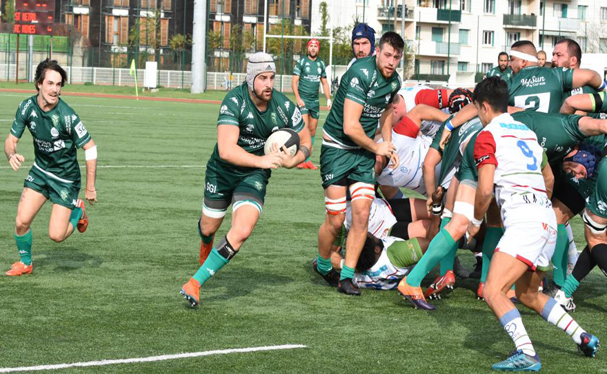 Le rugby continue !