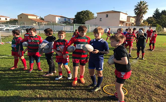 Confinement & Ecole de Rugby