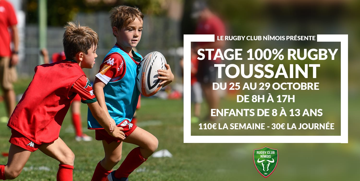 STAGE DE RUGBY