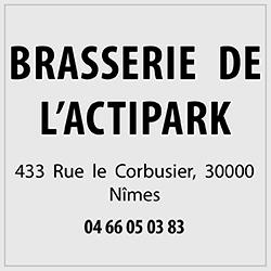 BRASSERIE DE L'ACTIPARK